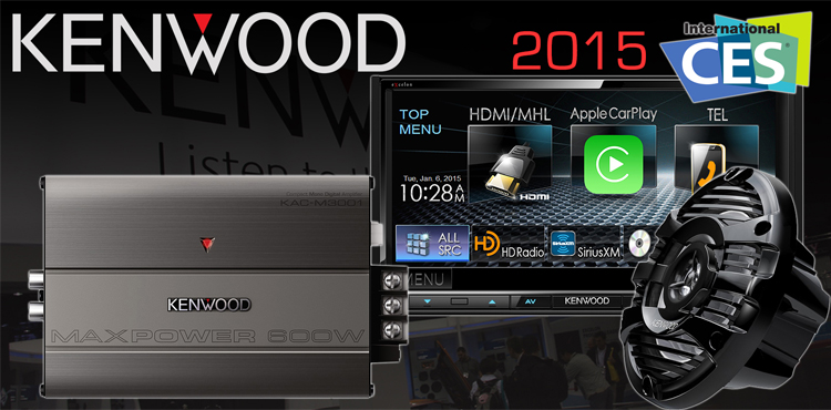 Kenwood to Demonstrate Industry Leadership in Connectivity, Integration at International CES