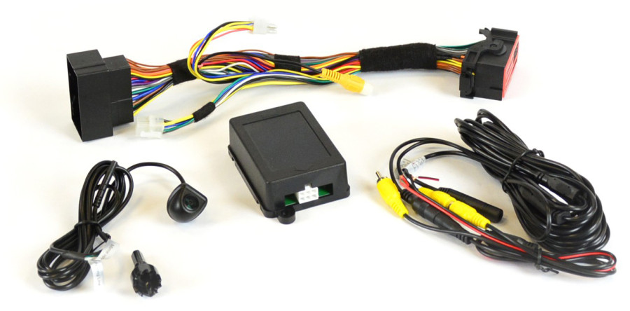 Brandmotion Adds 1-Step Back-Up Cameras for Factory Display Radios