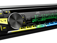 "JVC Mobile Receiver is an Upgrade for Drivers Wanting to ""Refresh"" Their Vehicles"