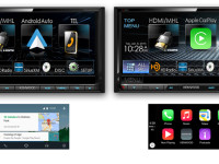 KENWOOD Ships Multimedia Receivers With Apple CarPlay™ and Android Auto™