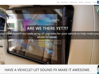 Sound FX Plans to Create a More Informed Customer With New Website