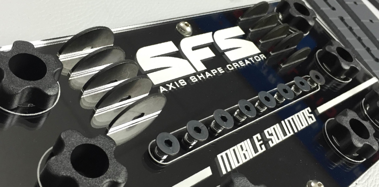 Mobile Solutions Launches Axis Creator System to Revolutionize In-Vehicle Fabrication