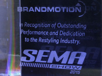 Brandmotion Receives Manufacturer of the Year Award at SEMA