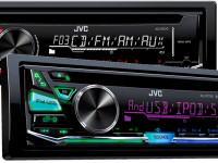 JVC Mobile Ships Connection-Ready 2016 Entry-Level CD Line