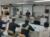 Mobile Solutions Grows Capacity, Capability and Curriculum With More Space, Behemoth CNC