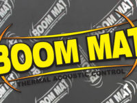 Design Engineering Brings Full-Line Boom Mat Brand to the Mobile Electronics Industry