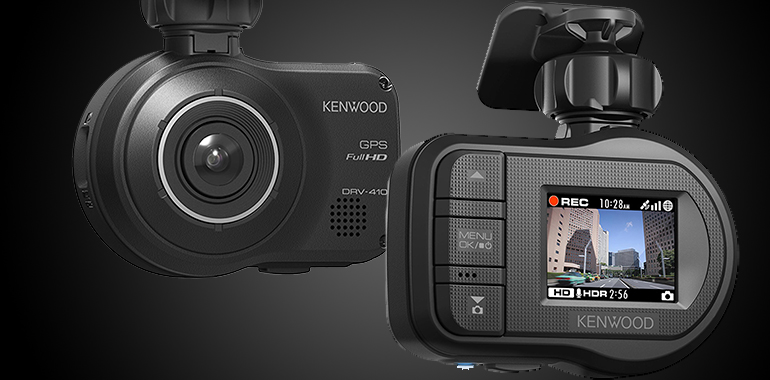 KENWOOD Delivers Collision Avoidance, Lane Assistance With New DVR Camera