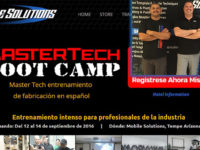 Mobile Solutions to Hold Its First Spanish-Language Training