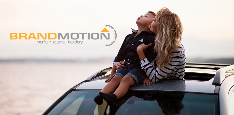 "Brandmotion Champions Safer Cars Today With Brand Repositioning, ""Vision Zero"" Initiative"