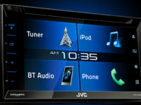 JVC Mobile Entertainment to Deliver 14 of Its 2017 Model-Year Receivers Prior to Year's End