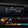 JVC Streaming DJ, Remote App Highlight New Topline Single-DIN Receivers