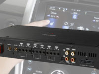 New KENWOOD XR600-6DSP Replaces Factory Amplifier for a Cleaner OEM Integration Solution