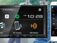 KENWOOD's New Multimedia Receivers Shift Integration Focus to Drivers and Passengers
