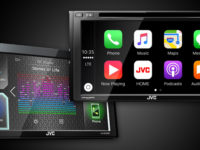 JVC Ships Multimedia Duo With Apple CarPlay™, Android Auto™