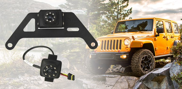 Brandmotion Ships SummitView™ OEM Camera Kits for Off-Road Vehicles
