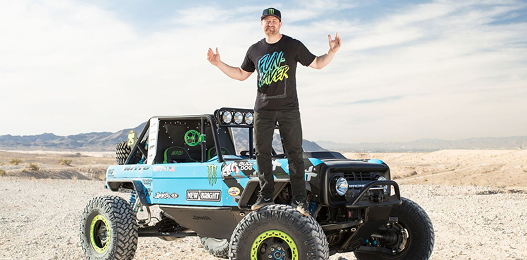"SummitView™ Cameras to Hitch a Ride on ""Brocky"" During Easter Jeep Safari"