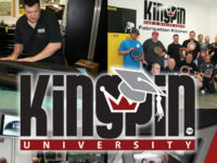 Kingpin University Announces 3rd and 4th Quarter Class Schedules