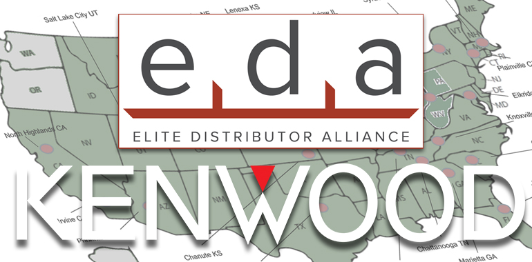 KENWOOD Joins Elite Distributor Alliance
