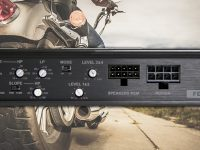 New Motorcycle-Ready FDP Sport Rivals Conventional Amps in Power Output