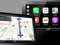 JVC Debuts Wireless Android Auto™, WebLink for JVC in New Topline Receivers