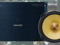 KENWOOD Debuts Hi-Res Audio Speakers and Amplifiers