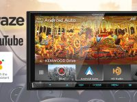Wireless Android Auto™, Waze™, Google Assistant™ Come to KENWOOD Multimedia Receivers