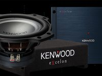 New KENWOOD Amplifiers and Subwoofers Add Installation Versatility
