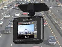 KENWOOD Provides a Clearer, Safer Front View With Competitively-Priced Dashboard Camera