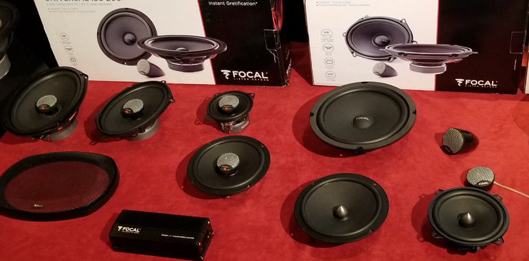 Orca Shows Revamped Focal Universal Speaker Line at 2018 CES