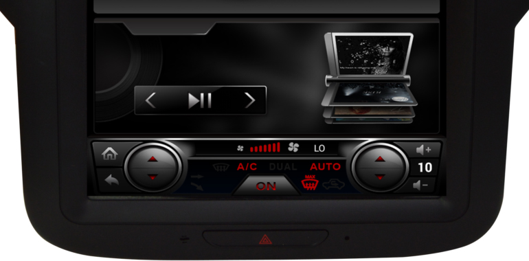 LinksWell T-Style Now Works With All Four Versions of RAM Factory Climate Control Systems