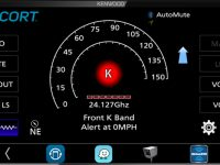 KENWOOD Announces Compatibility with ESCORT Premium Installed Radar Detectors via New iDatalink Maestro Interface