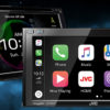 JVC Mobile Entertainment Debuts Duo of Wirelessly Connected Receivers