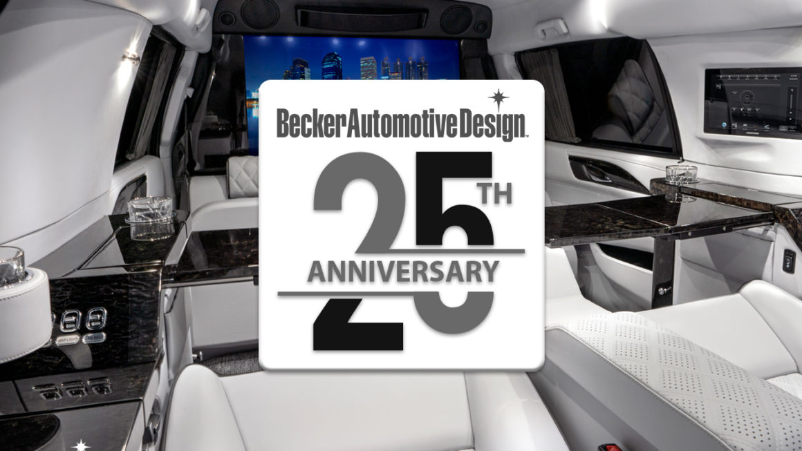 Becker Automotive Design Turns 25