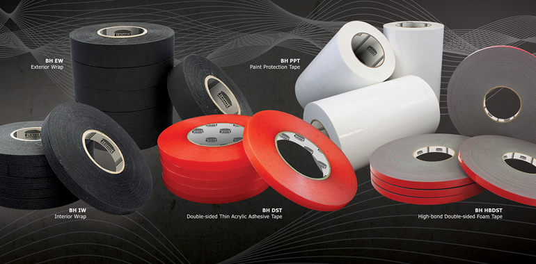 Orca Expands Black Hole Line with Automotive Tape and Protection