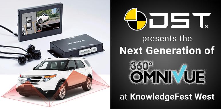 Third-Generation 360° OmniVue® to Debut During KnowledgeFest Live
