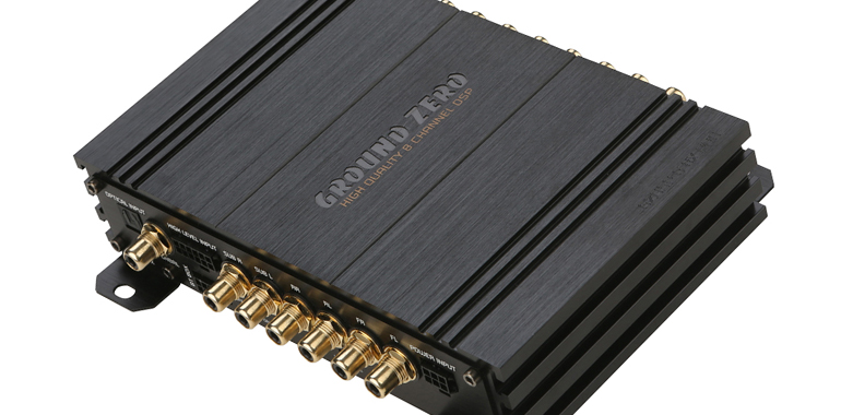 Ground Zero Ships More Integrated DSP