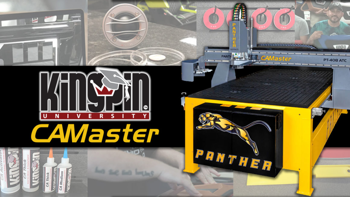 Kingpin University and CAMaster Form High-Value Partnership for Professional Fabricators