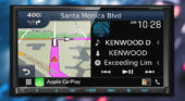KENWOOD to Ship 7 Multimedia Receivers with 7-inch Screens