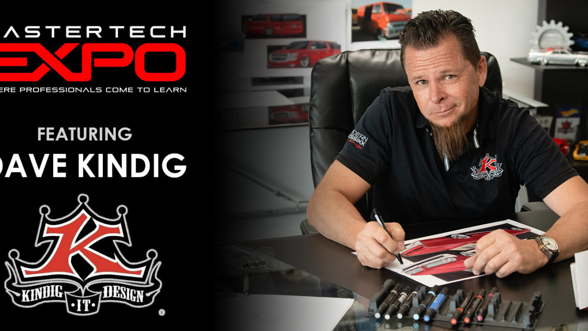 MasterTech Expo to Feature Bitchin' Rides' Dave Kindig