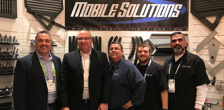Mobile Solutions Establishes Rep Network to Service Retailers with Training Opportunities and Product Lines