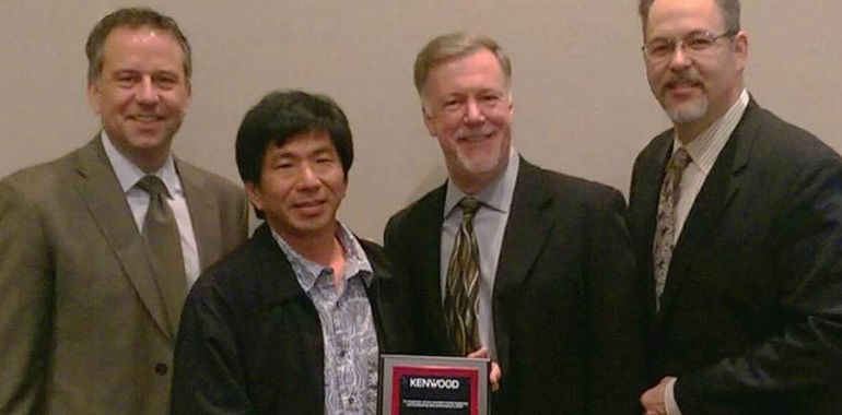 KENWOOD Mourns the Passing of Robert Matsumura