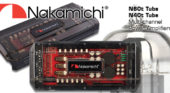 Nakamichi Ships New Tube Amplifiers