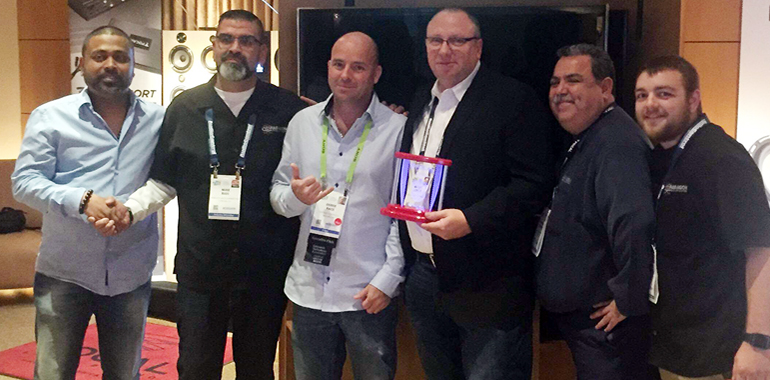 Orca Presents Awards Trifecta to Paragon Sales and Marketing