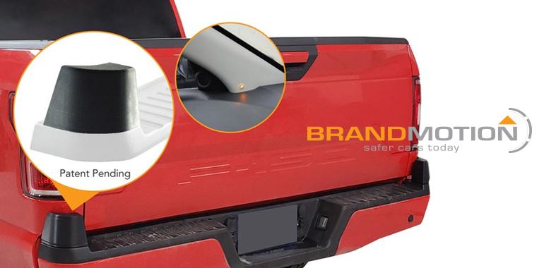 Brandmotion Ships Award-Winning Radar Blind Spot Solution for F-150