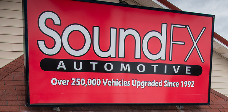 Sound FX Acquires Get Frogged Customs to Enhance its Dealership Services